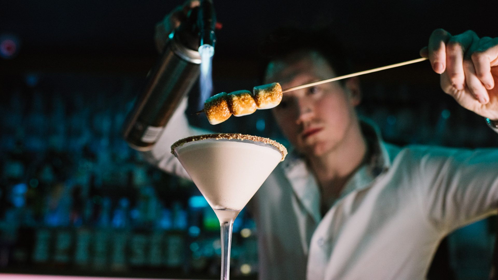 Dessert Cocktail - Chocolate Martini